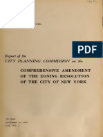 Report of City Planning Commission, 1960