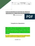 Formato Plan de Seguridad de Instalacion 25Nov15