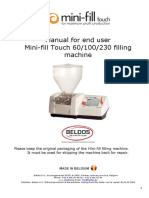 Mini-fill Touch Manual v2 en 2016