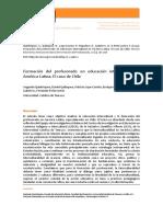 Formación del profesorado en educación intercultural en América Latina. El caso de Chile Quilaleo 2014.pdf