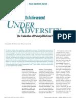 The Eradication of Poliomyelitis From Peru, 1991.pdf