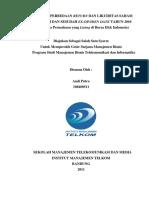ANALISIS PERBEDAAN RETURN DAN LIKUIDITAS SAHAM SEBELUM DAN SESUDAH EX-DIVIDEN DATE TAHUN 2010 (Studi pada Perusahaan yang Listing di Bursa Efek Indonesia).pdf