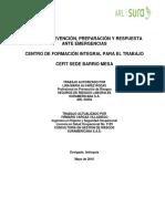 PLAN DE EMERGENCIAS CEFIT SEDE BARRIO MESA 2016.pdf