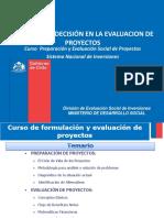 Evaluación de proyectos sociales