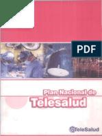 Plan Nacional Telesalud