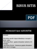 Powerpoint Sinusitis