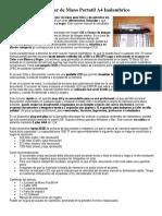 Scanner Manual