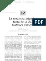 La Medicina Intensiva Fuera de La UCI (Outreach Services)