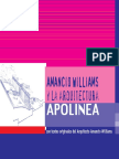 [Amancio Williams] La Arquitectura Apolinea. Con t
