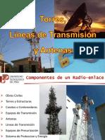 Curso SMS  5 - Torres y Líneas de Transmisión