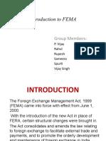 Introduction to FEMA - BL