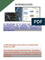Historia y Taxonomia