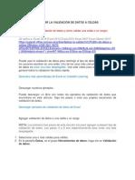APLICAR LA VALIDACIÓN DE DATOS A CELDAS-INTRODUCTORIO Y AVANZADO.docx