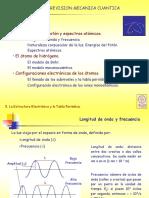 Revisión Mecánica Cuántica