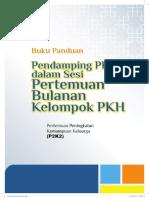 Buku Panduan Pertemuan Bulanan PKH I