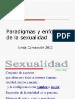 Paradigmas y Enfoques de La Sexualidad