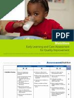 Oc Assessment Nutrition