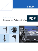 Ntc Automotive Sensors Pb