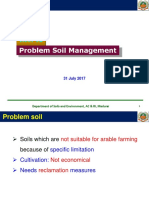 12. Physcal Problem Soil