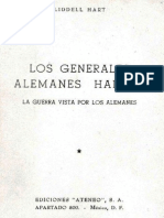 Los Generales Alemanes Hablan, Liddell Hart