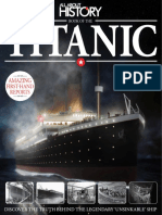 All About History Book of the Titanic 2E - 2015 UK