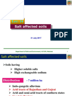 14. Salt Affected Soils