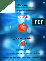 PBIMaker - Creación de PBI's en PC-BSD