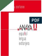 Anaya Catalogo