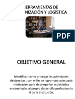 Herramientas de Org. Del Tiempo