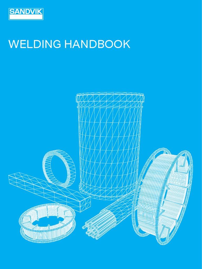 Welding Handbook | Welding | Stainless Steel