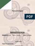 Generalidades Parasitologa