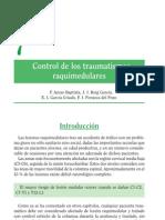 Control de Los Traumatismos Raquimedulares