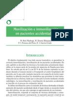 Movilizacio¦ün e inmovilizacio¦ün en pacientes accidentados