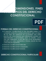 Formas Del Derecho Constitucional