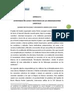 Clase 4-Los Orígenes Del Movimiento Obrero en La Argentina
