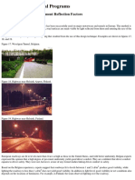 Luminance Design and Pavement Reflection Factors - European Road Lighting Technologies  Office of International Programs  FHWA
