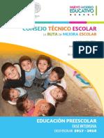 Fase Intensiva CTE 17-18 Preescolar