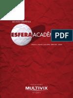 Revista Esfera Academica Edicao 04