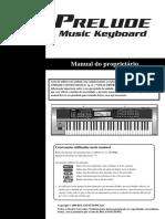 Manual do Prelude