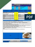 Pollo Relleno de Carne y Orejones Con Frutos Secos