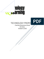 final exam technology proposal