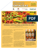 Exportacion Jugo Horatlizas