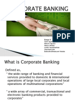 Corporate Banking Group3