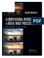 A Computational Introduction to Digital Image Processing Second Edition