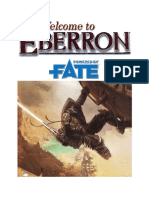 Eberron Powered by FATE Incomplete Draft