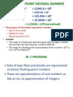Ieee Floating-point Decimal Number