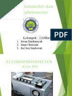 FLUOROMETER DAN FLAMEFOTOMETER _ Kelompok 2.pptx