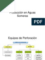 Producción en Aguas Someras