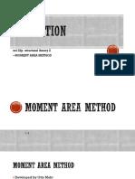 2 - Moment Area Method
