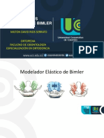 Modeladores Elasticos de Bimler